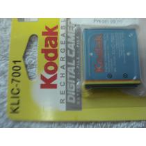 Bateria Para Camera Kodak 7001 V550