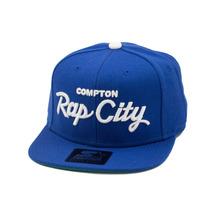 Boné Starter Snapback Compton Rap City Azul