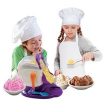 Fábrica De Sorvete Kids Chefe Multikids Brinquedo Infantil
