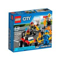 Lego City Conjunto De Iniciação De Combate Ao Fogo 60088
