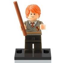 Boneco Lego Ron Weasley Rony Harry Potter