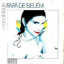 Cd / Fafá De Belem = Personalidade - 16 Sucessos