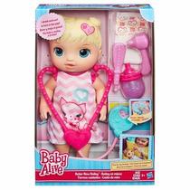 Baby Alive Cuida De Mim Loira B5158 Hasbro
