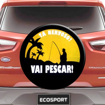 Capa Estepe Ecosport Aro 13