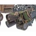 Fita Para Camuflagem Padrão Woodland Airsoft Paintball Armas