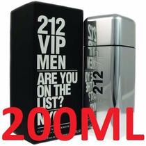 212 Vip Men Edt. 200 Ml.original Dutty Free Shop