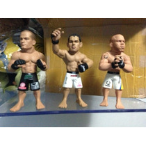 Bonecos Ufc Ultimate Fighting Collector Round 5 Sem Caixa