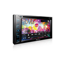 Aparelho Automotivo 2 Din Dvd Pioneer Avh 278bt Bluetooth