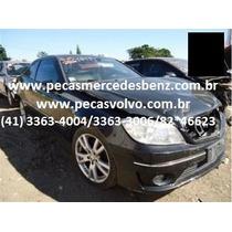 Mercedes Clc200 Slk200 2010 K / Farol / Peças / Sucata