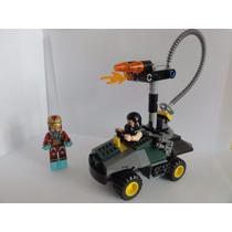 Lego Homem De Ferro Vs Mandarim Ultimate Showdown - C/carro