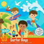 Kit Scrapbook Digital Praia Surf Hawaii Imagens Cod 27