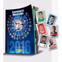 Album Completo Campeonato Brasileiro 2016 Frete Gratis