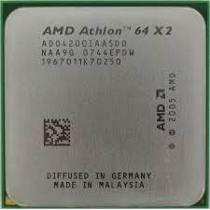 Cpu Amd Athlon 64 X2 4200 Socket Am2 Oem
