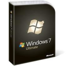 Windows 7 Ultimate 32/64 Bits 100% Original