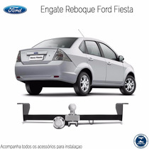 Engate reboque New fiesta Sedan 2011 Ate 2013 500kg