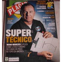 Revista Placar Nº 1309 - Ago/2007 - Pôster Melhor Grêmio