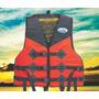 Colete Salva Vidas Rios E Mares Cp - 120kg