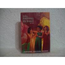 Dvd Jussara Silveira, Teresa Cristina E Rita Ribeiro- Três