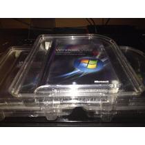 Microsoft Windows Vista Ultimate Full Fpp 32 64 Bits - Novo