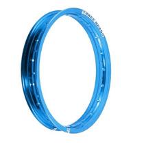 Aro Roda Alumínio Azul 18x215 Traseiro Dt180 Three Head