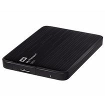 Hd Externo Western Digital 500gb Usb 3.0 5400rpm Preto
