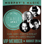 At The Table Vip Member August 2014 Video