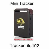 Manual Para Rastreadores Tracker Tk-102 E Do Tk-103