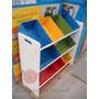 Armário, Organizador Infantil, Caixas Coloridas, Frete Justo