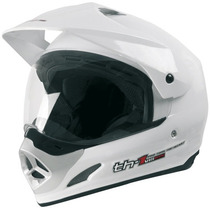 Capacete Top Helmet Com Viseira Th1 Nº56, 58 E 60