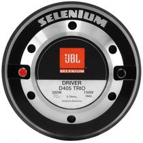 Driver Selenium D405 Trio Fenólico 150w Rms Corneta P/ Trio