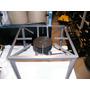 Fogao Quadrado Industrial 01 Queimador De Ferro Fundido Acf-