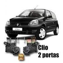Kit Trava Elétrica Tragial Renault Clio 2p Mono Trc2 Rnmn002