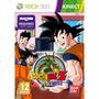 Mídia Física Nova Dragon Ball Z Kinect Game X360