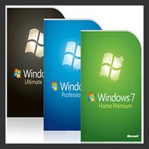Windows 7 Ultimate - Licença Para Ativação Fpp + Nota Fiscal