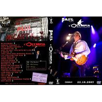 Paul Mccartney - Live At The Olympia Paris 2007 Dvd