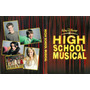 Dvd Lacrado + Cd High School Musical  Digipack Original