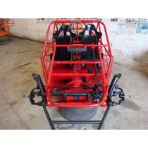 Kit Gaiola De Trilha 2 Lugares- Kart Cross- Buggy Bycolella