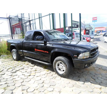 Dodge Dakota 5\2 Rt File Kit Gas Fipe 31.700 Vendo 30 Mil
