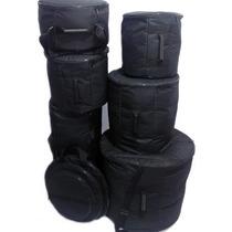 Capa Bag Bumbo 22 X18 , Surdo 14 X 14 E Tom 8 X7 .