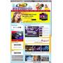 Site Fácil E Administrável, Para Web Rádio + Streaming+hosp.