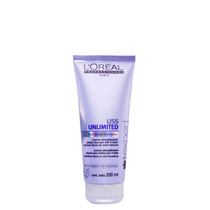 Loreal Liss Unlimited Creme De Pentear Leave-in 200ml