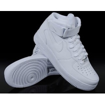 Tenis Nike Air Force Mid One Botinha Unissex Unissex