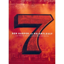 Ben Harper And Relentless7 - Montreal Jazz Fest [dvd+cd] Fg