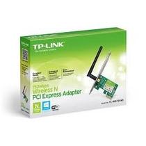 Placa Wireless Pci-e 150mbps Tl-wn781nd + Aleta Perfil Baixo