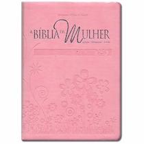 Bíblia De Estudo Da Mulher - Escolha Sua Cor