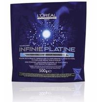 Pó Descolorante Infinie Platine Loreal 500gr