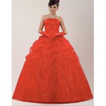 Vestido Debutante 15 Anos Dama Honra Pronta Entrega Imediata