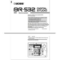 Manual Boss Br-532 Em Português Com Envio Grátis.