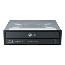 Gravador Dvd Blu-ray Lg Sata Mod Wh14ns40 Preto