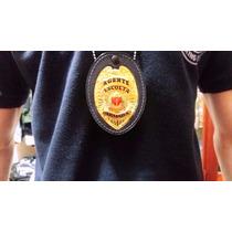Distintivo De Peito ,escolta Armada, Dourado
